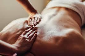 Massage suédois Le Studio Landes avec isabelle votre coach forme santé bien-être