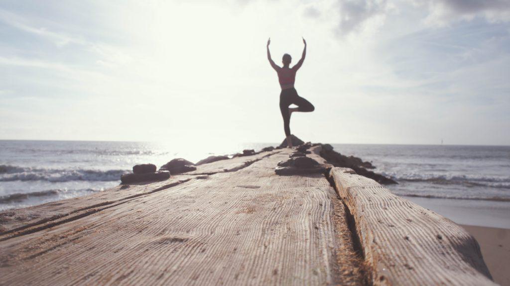Pilates, Stretching , Beach & Outdoor training