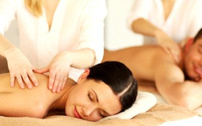 Massage Duo, partagez cette pause bien-être