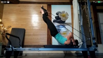 Pilates Sur Reformer Au Studio – Cours et Coaching Personnalisés –