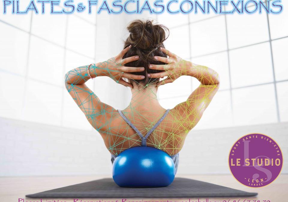 Stage Pilates & Fascias Connexions le Lundi 22 Avril